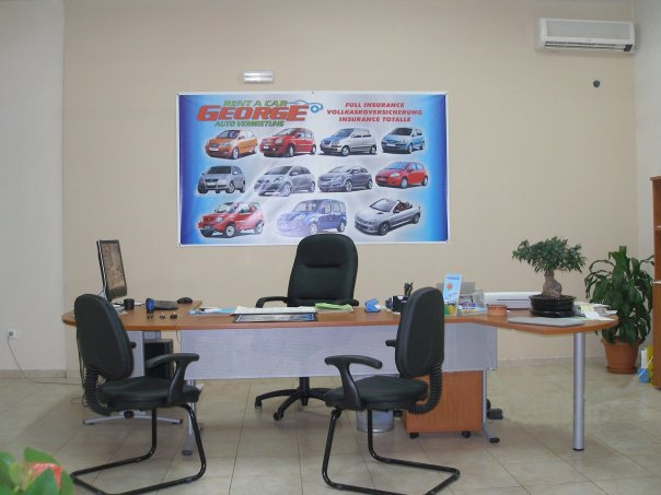George Car Rental Main Office